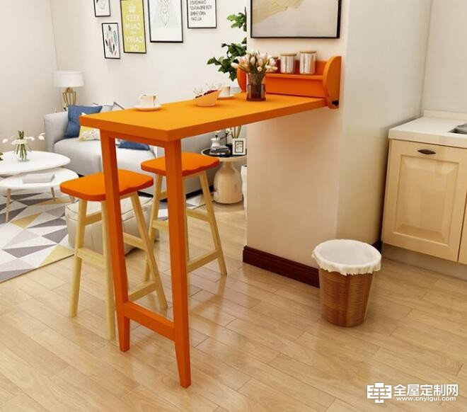 客厅折叠桌