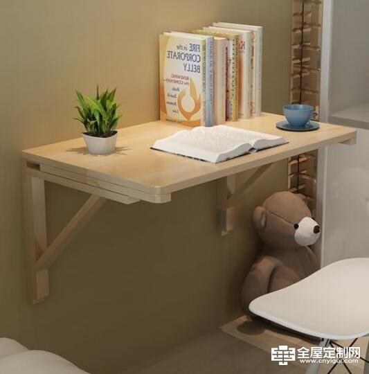 书房折叠桌