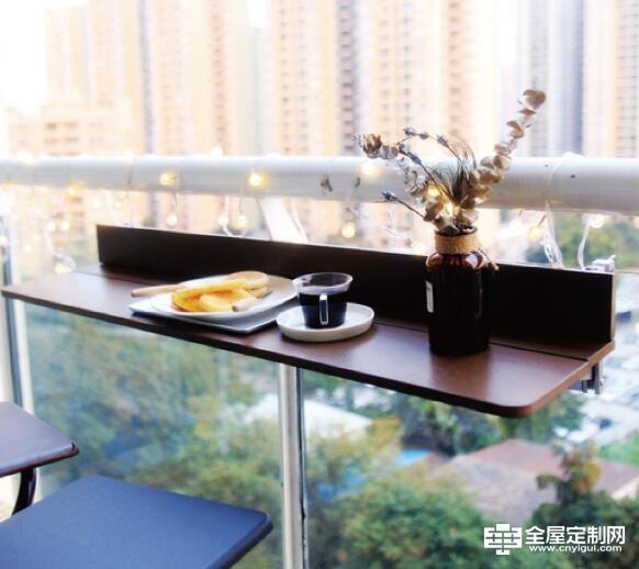 阳台折叠桌