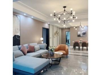 现代风格设计效果图靠谱装饰公司正规装修公司张家界中达装饰