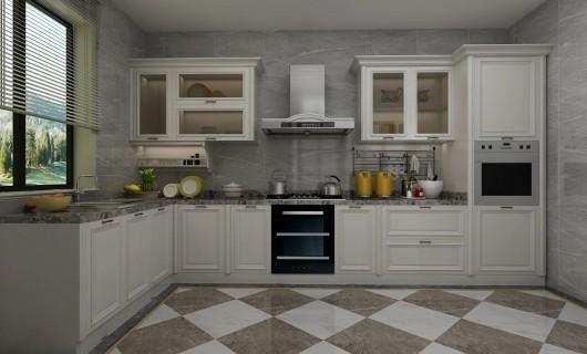 欧蒂尼家居:厨柜篇 老师傅揭秘厨房应该这样装