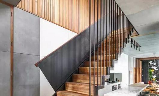 诺维家全屋定制:楼梯+柜子这样设计超完美 有楼梯的建议看看