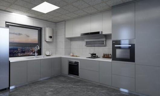 美佳:厨房定制橱柜的尺寸一般标准是多少 哪些点需要注意