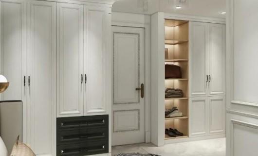 艾高家居:2021年流行的衣柜设计 一个个都这么美