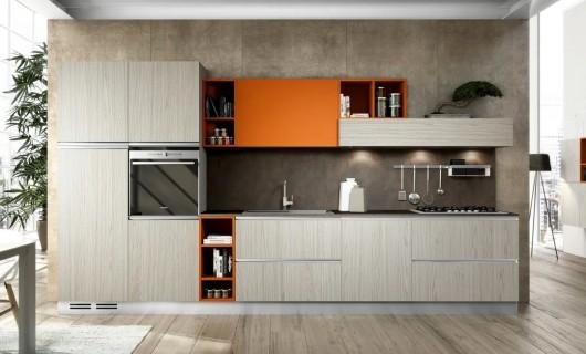 迪凯诺整体厨柜:家庭装修选择定制柜还是成品柜 看完这个就了解啦