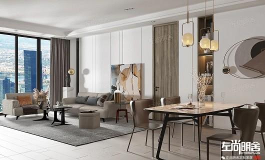 左尚明舍:最新 当室内门也成为一道风景