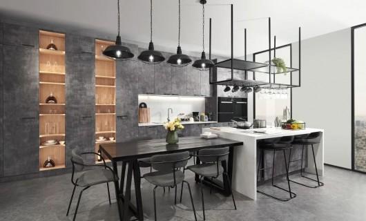 柏厨家居:橱柜设计不好看 再豪华的家具都难显高贵