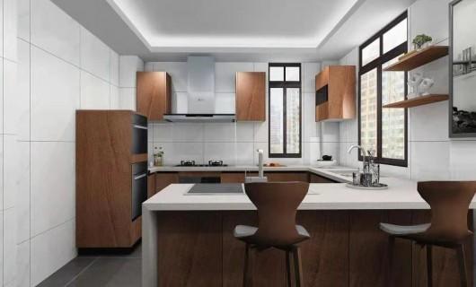 柏厨家居:案例 300m²中西双厨设计 品味诗与茶的美味厨房