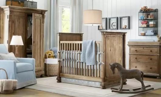 佰怡家支招:婴儿房这样设计 漂亮又安全