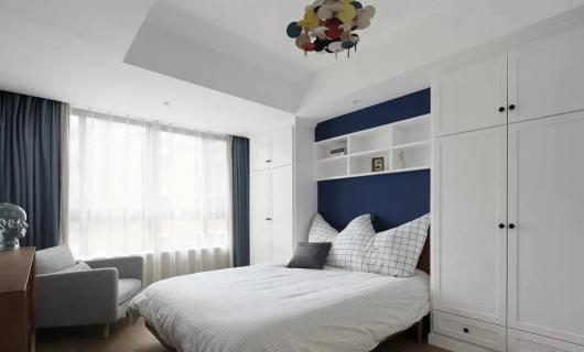 佰丽爱家:卧室收纳无处不在 还你一个轻松舒适的休息空间