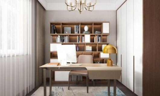 遵守定制书房的四大原则 打造梦想中的书房